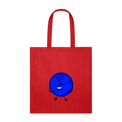 Walking blue planet - Tote Bag