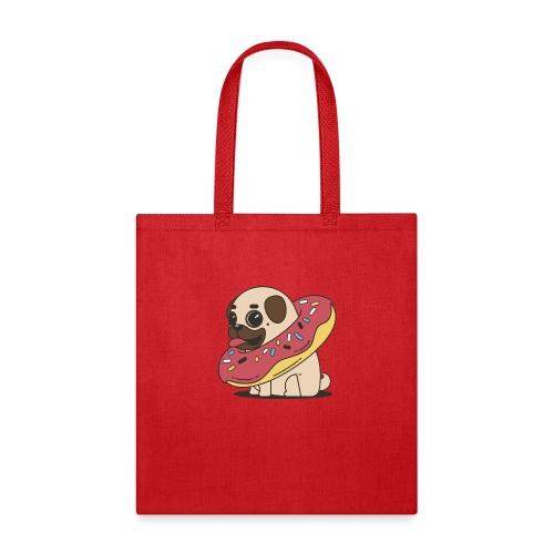 Pug - Tote Bag