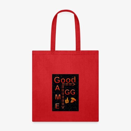 Good Game GG - Tote Bag