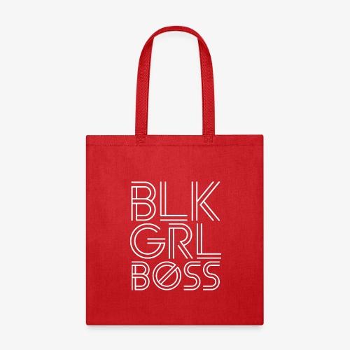 BLK GIRL BOSS - Tote Bag