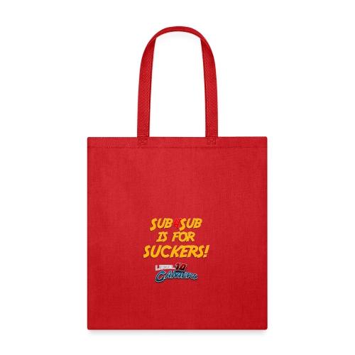 Anti Sub4Sub - Tote Bag