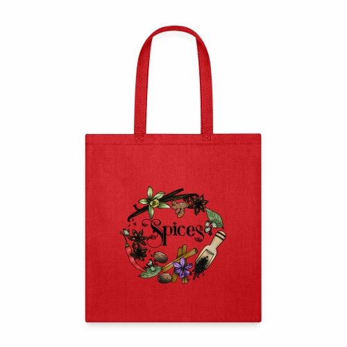 Spices - Tote Bag