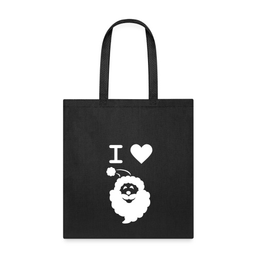 I LOVE SANTA - Tote Bag
