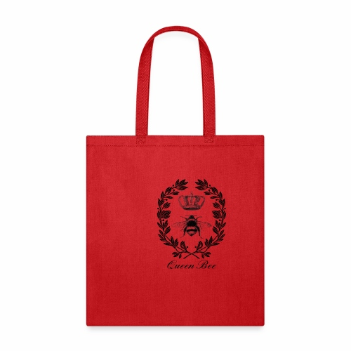 Vintage Queen Bee - Tote Bag