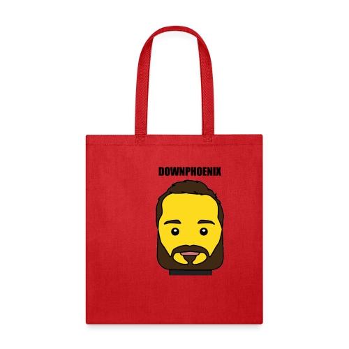 Downphoenix Face Mode - Tote Bag