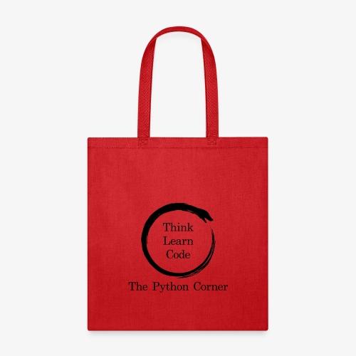 The Python Corner logo - Tote Bag