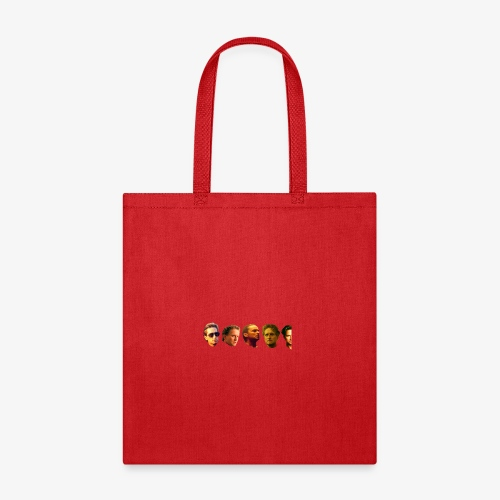 4 and 1/2 Douglases - Tote Bag
