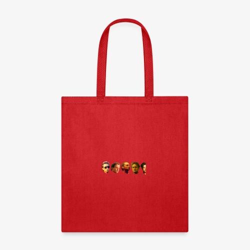 4 and 1/2 Douglases - Tote Bag