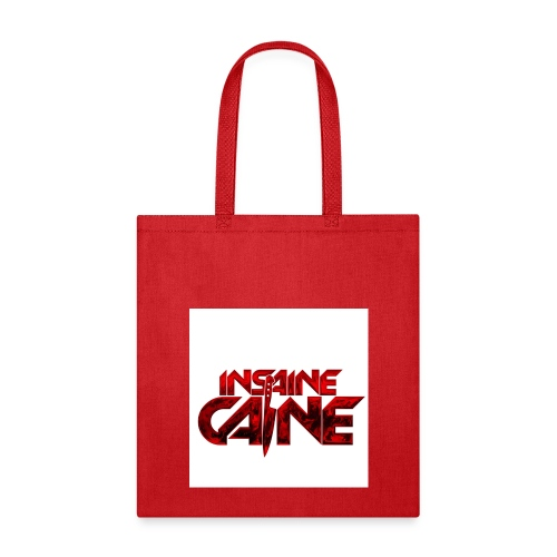 Collection 1: INSAINE CAINE Logo - Tote Bag