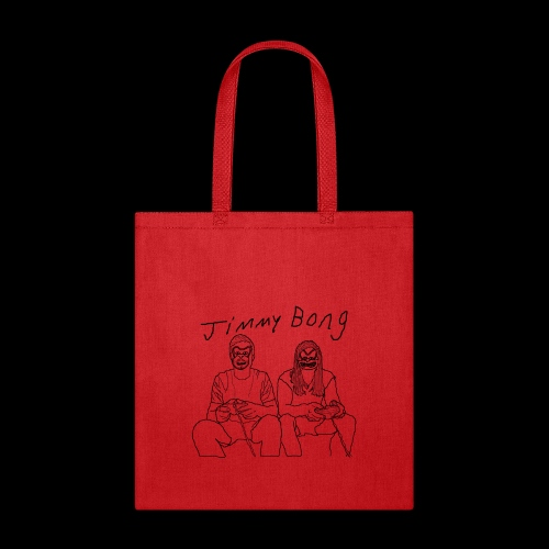 jimmy bong rivals - Tote Bag