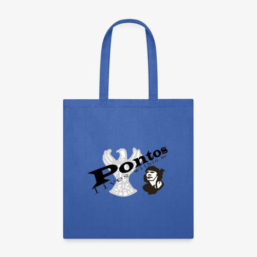 Pontos lives within me. - Tote Bag