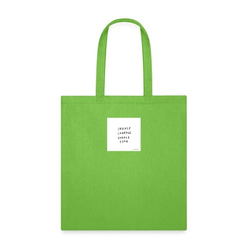 Inhale...exhale - Tote Bag