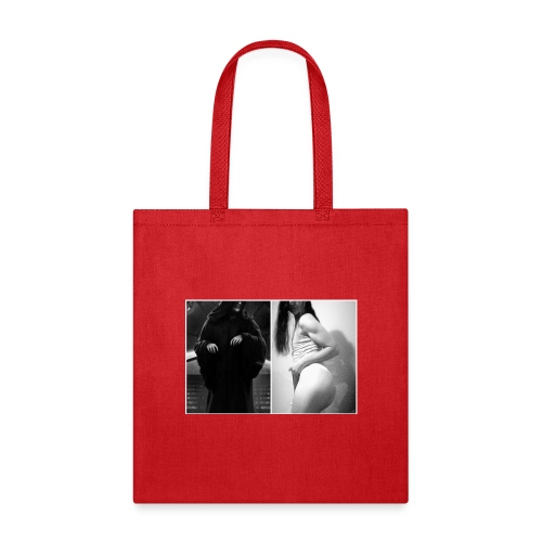 me and sidious - Tote Bag