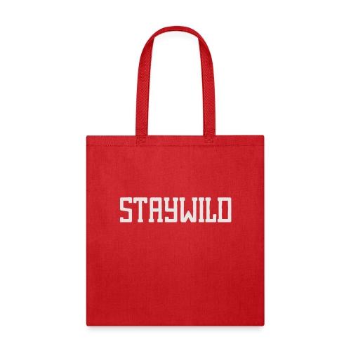 STAYWILD - Tote Bag