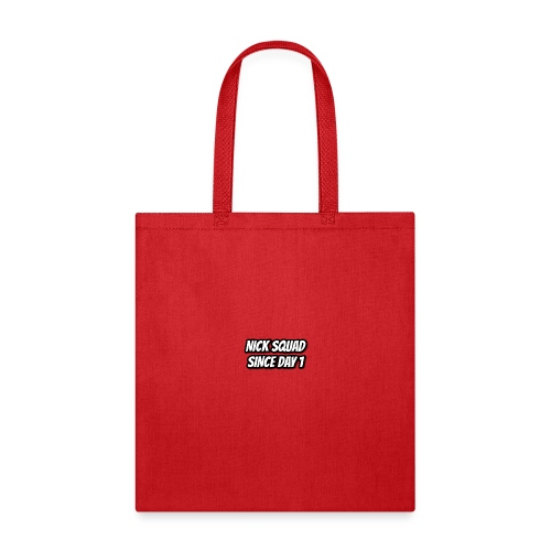 nick-squad-since-day-1 - Tote Bag