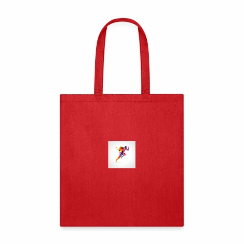 Running - Tote Bag