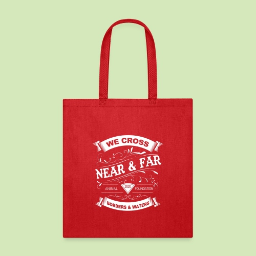 Vintage Near and Far - Tote Bag