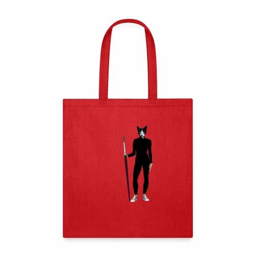 Cat Artist - Tote Bag