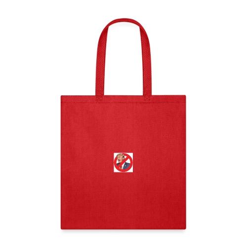 blog stop trump - Tote Bag