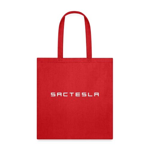 SACTESLA℠ - Tote Bag