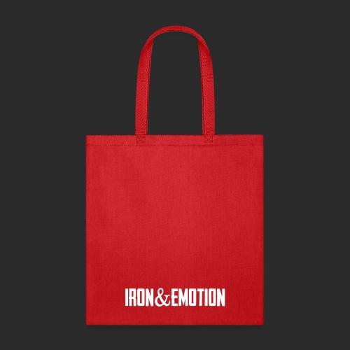 IRON EMOTION s LOGO - Tote Bag