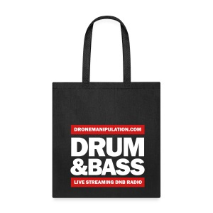 Drum and Bass - Tote Bag