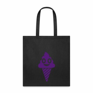 Smiling Ice Cream - Tote Bag