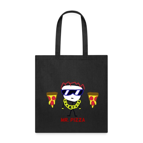 Sunglasses Stick Man - Tote Bag