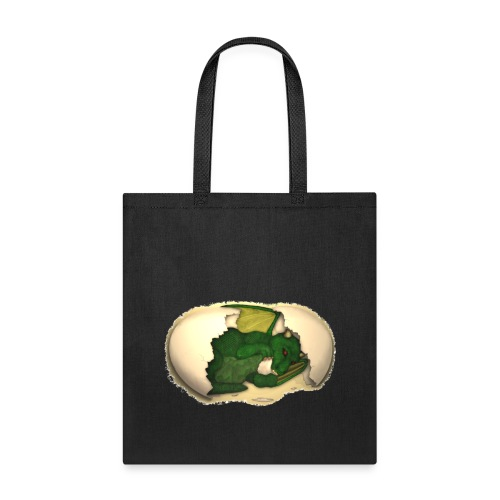 The Emerald Dragon of Nital - Tote Bag