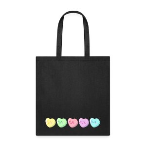 Sweet Expression Hearts - Tote Bag