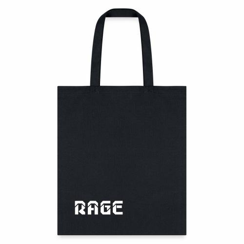 RAGE logo 2017 - Tote Bag