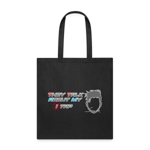 ScreaM - They Talk About My 1Tap - Tote Bag