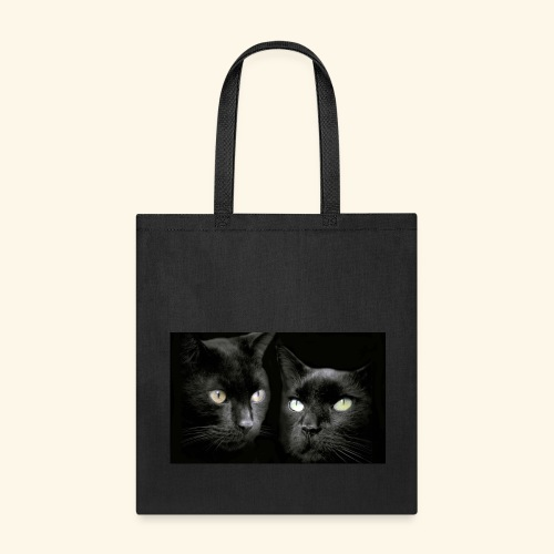 Black cats best wallpaper - Tote Bag
