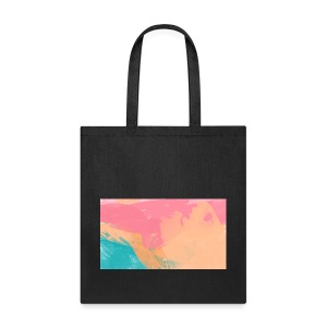 Colorful splotch Blast - Tote Bag