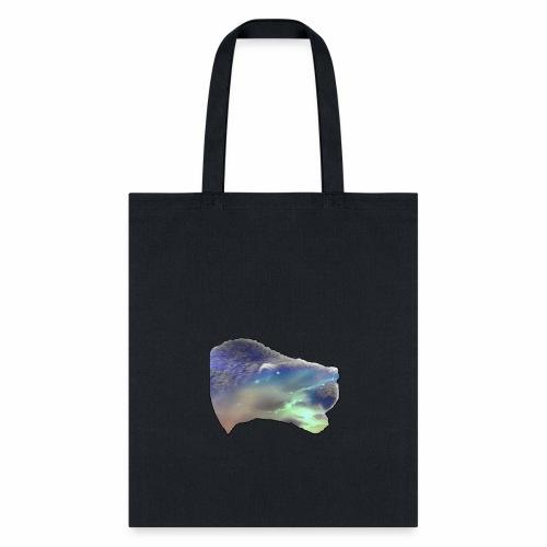 Space Bear - Tote Bag