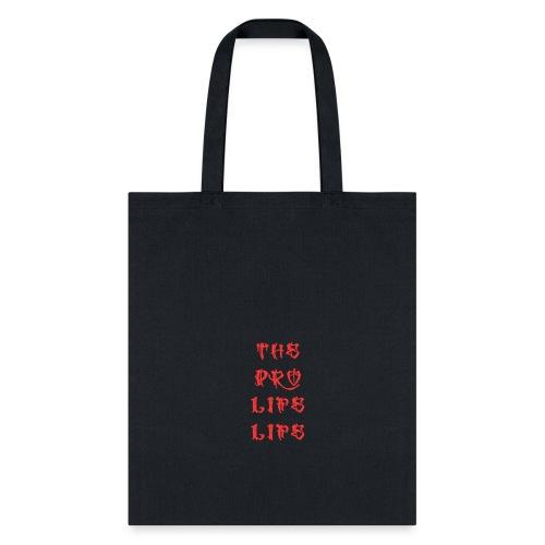 The pro life life - Tote Bag