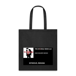 The Middle Man FDS Logo - Tote Bag