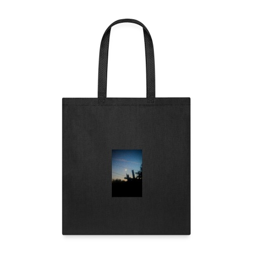 Pieced moon - Tote Bag