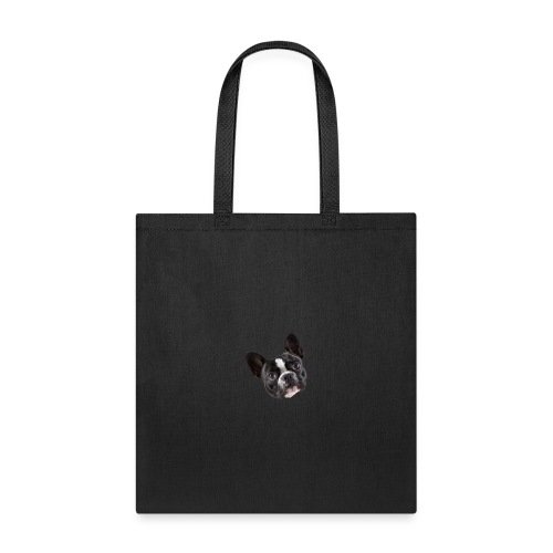 French Bulldog Puppy Face - Tote Bag