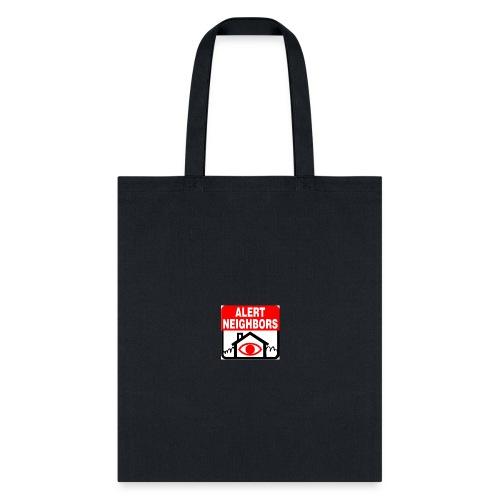 Alert Neighbors Logo - Tote Bag