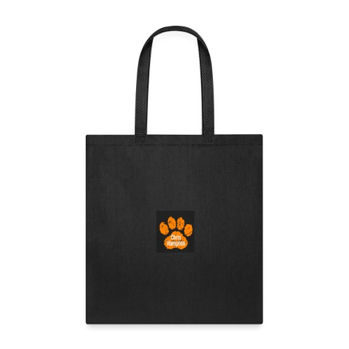 Tiger Hampton - Tote Bag