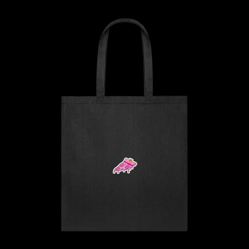 pink pizza - Tote Bag