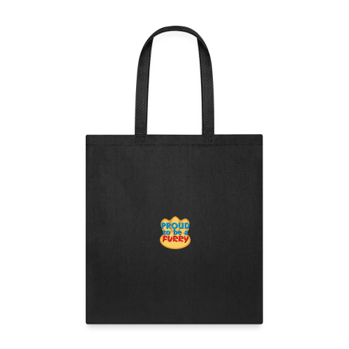Proud to be a Furry! - Tote Bag