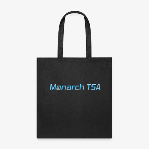 Monarch TSA - Text Logo - Tote Bag