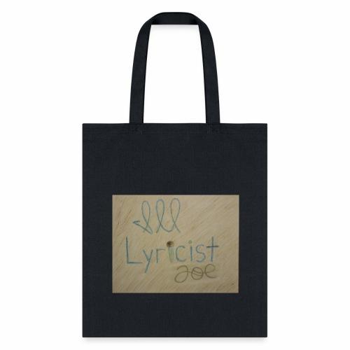 Ill Lyricist - Tote Bag