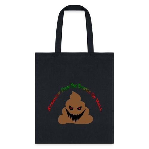 Evil Poo - Tote Bag