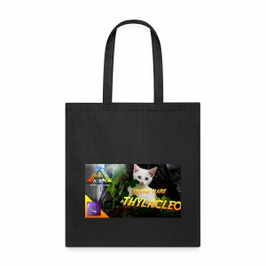Frostbyte the YouTube kitty - Tote Bag