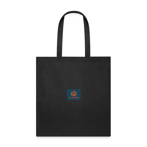 Let's Go Gaming - Tote Bag