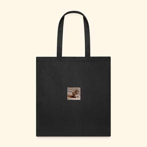 Red Squirrel - Tote Bag