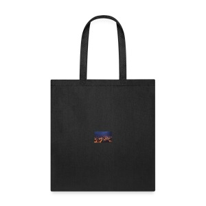 300px-Downtown_Binghamton_at_Night - Tote Bag